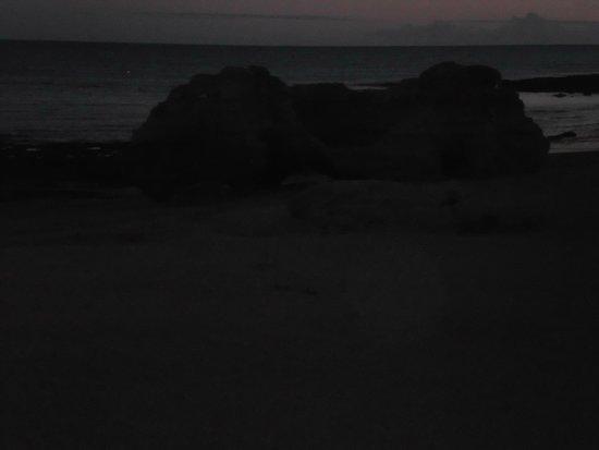 ClubHotel Riu Guarana : atardecer en la playa