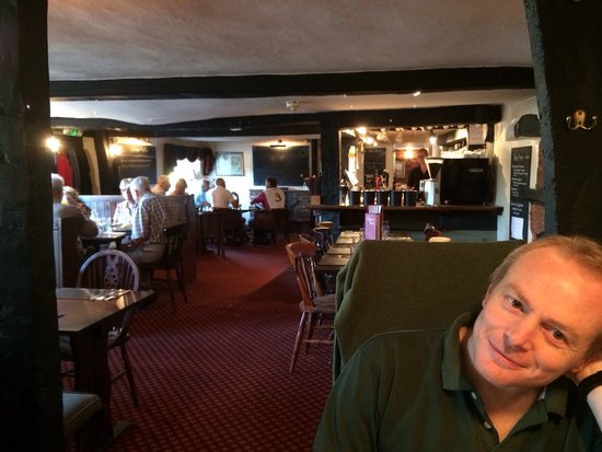 The Diggers Rest: Dining room