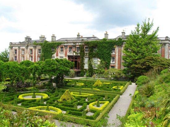 Bantry House & Garden: Formal Gardens