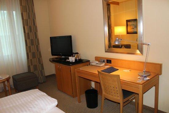 Radisson Blu Hotel, Bremen: quarto