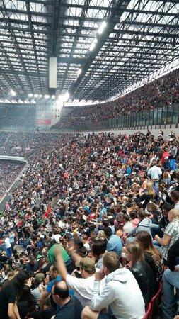 terzo anello stadio san siro milan - photo#19
