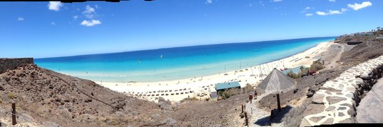 Ambar Beach Resort & Spa: Plage de l'hôtel