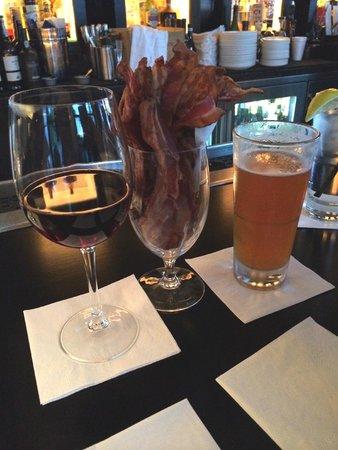 Prime 112: Pinot Noir, Bar Bacon, Jai Lai IPA