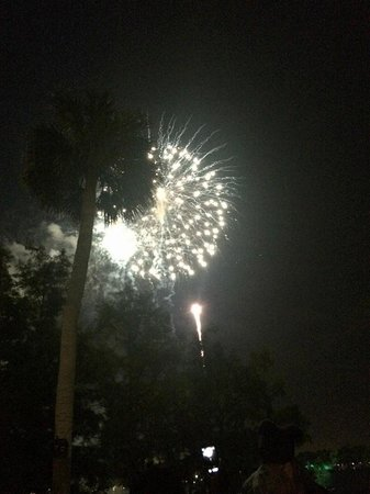 Grand Bohemian Hotel Orlando, Autograph Collection: fire works