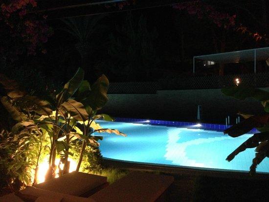 Paloma Pasha Resort : Night view