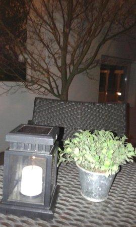 Meridiano Sur, Petit Hotel: Entrada