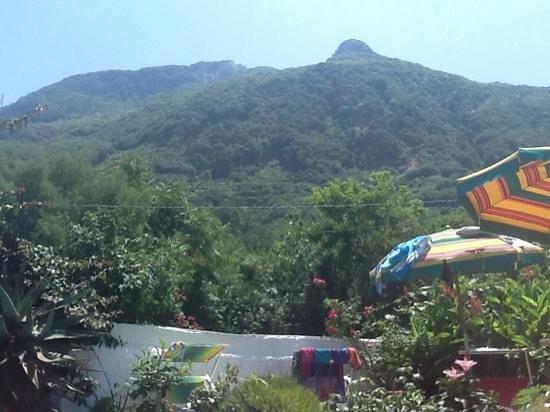 Hotel Villa Janto : surrounding hills
