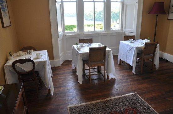 Strongarbh House: Frühstücksraum
