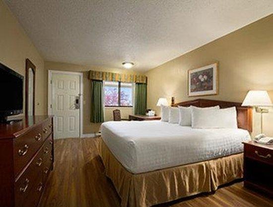 Days Inn Vernon: Guest Room