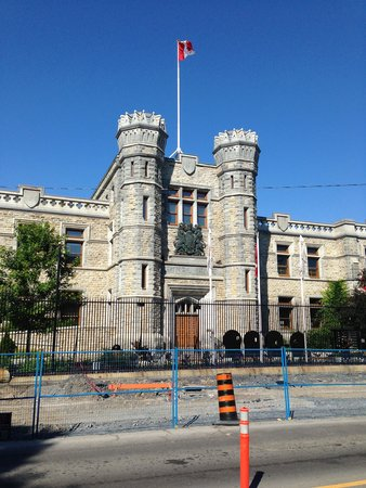 Royal Canadian Mint : The Mint...and Summer Construction