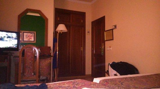 Hotel Comfort Dauro 2 : Habitación doble