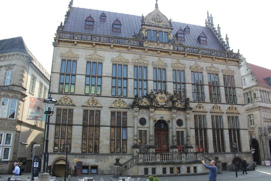 Schütting: fachada