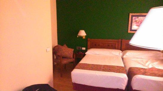 Hotel Comfort Dauro 2: Habitación doble