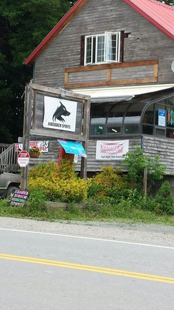 Ridgeback Sports: Store behind Main Street in callicoon