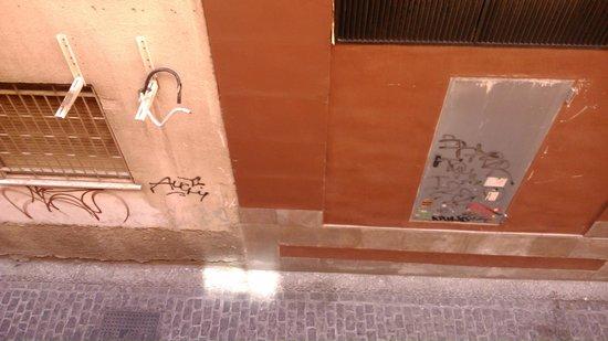 Hotel Comfort Dauro 2 : Calle Tranquila