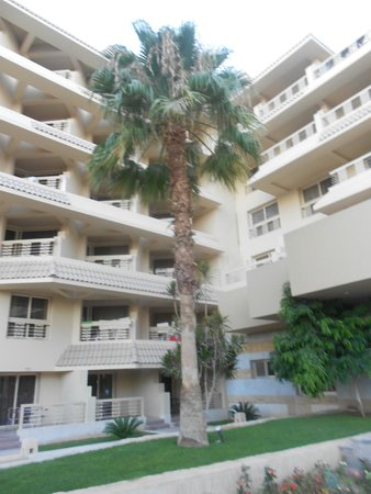 Sindbad Aqua Hotel & Spa : отель