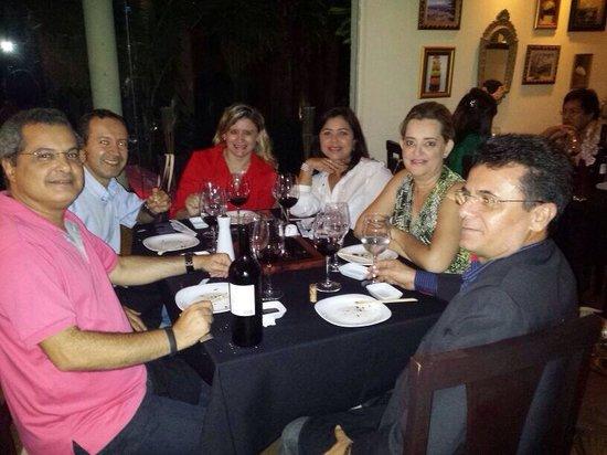 Lotus: Jantar com amigos