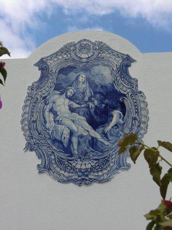 Vila Baleira Porto Santo: sulla chiesa di Villa Baleira