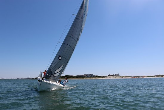 Wrightsville Performance Sailing - Day Cruise : Under Sail - Banks Channel