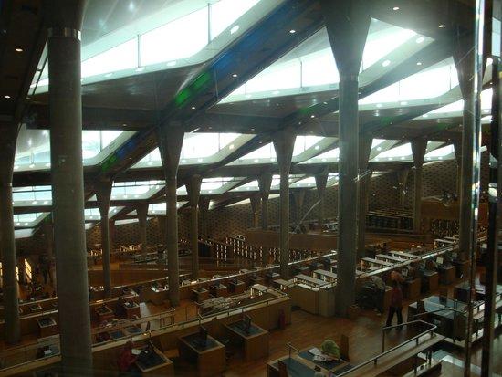 Bibliothek von Alexandria: Bibliothèque d'Alexandrie