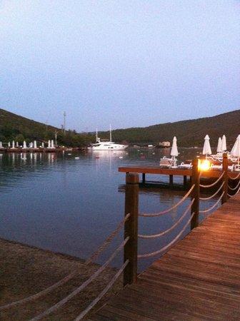 vu le soir picture of crystal green bay resort spa guvercinlik rh tripadvisor ie