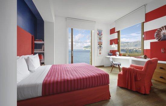 Maison La Minervetta: Deluxe Room