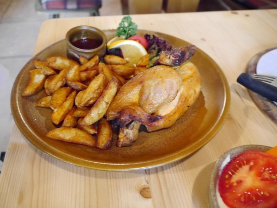 Gasthof Krone : Grilled Poultry