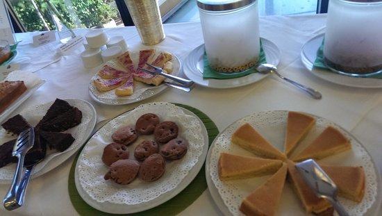 Diplomat Palace Hotel: vegan - muffin ai frutti di bosco