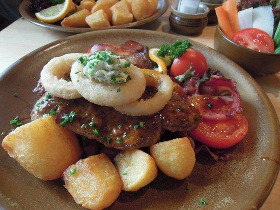 Gasthof Krone : Castle Steak