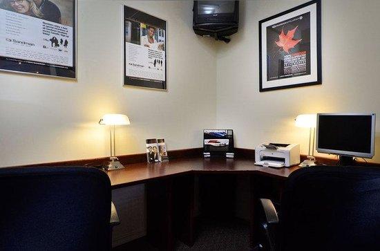 Sandman Suites Surrey-Guildford: Business Centre