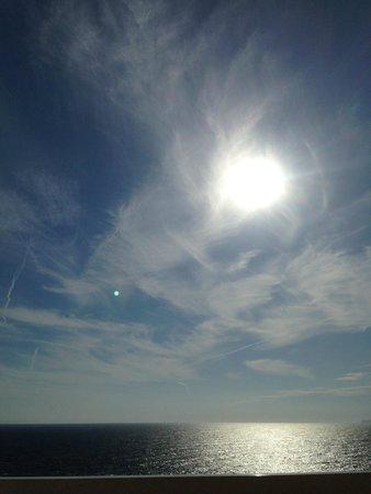 THB Sur Mallorca: Balcony view