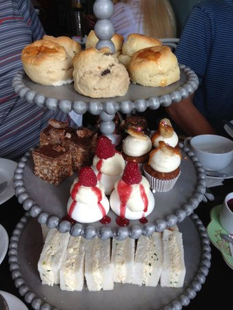 Mimi's Bakehouse: Afternoon tea for three