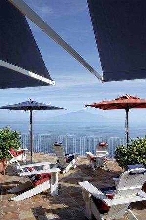 Maison La Minervetta: Terrace