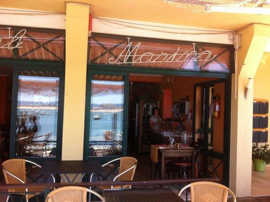 Restaurante Royal Marina: Restaurant