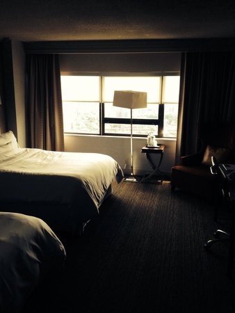 The Westin Copley Place, Boston: Nice room with a Nice Room