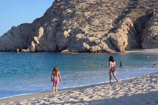 Santa Maria Beach: Disfrutas y nadas