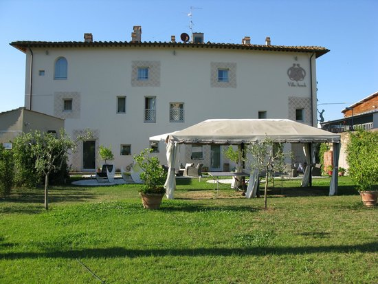 Villa Aruch : Hotel