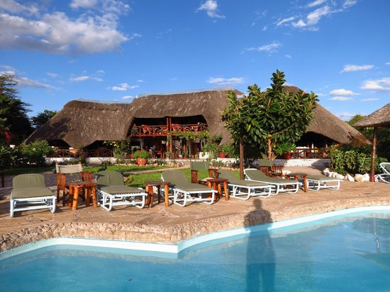 Manyara Wildlife Safari Camp: Beautiful Lodge