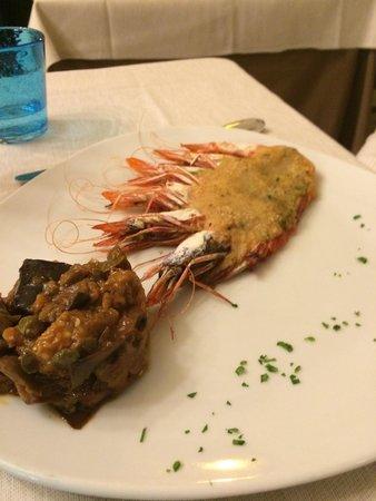 Don Camillo: Crevettes