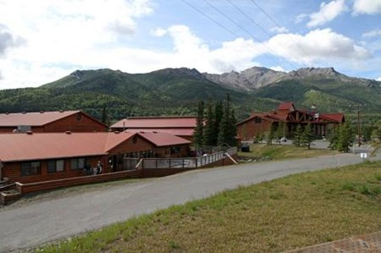 Denali Princess Wilderness Lodge: Outside view