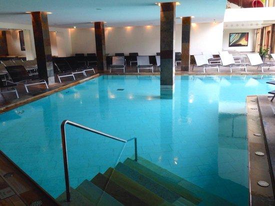 Falkensteiner Hotel & Spa Carinzia: Piscina Interna