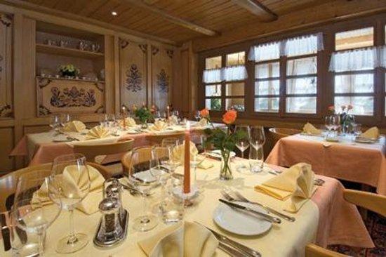 Alpenhotel Résidence: Restaurant