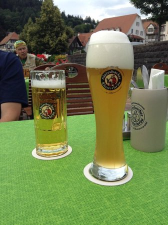 Zur Alten Brucke: The house beer