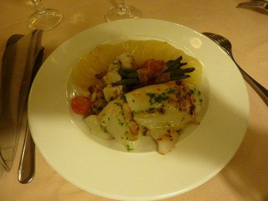 Hotel Bonavida: cuisine
