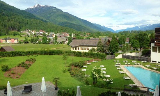Falkensteiner Hotel & Spa Carinzia: Panorama