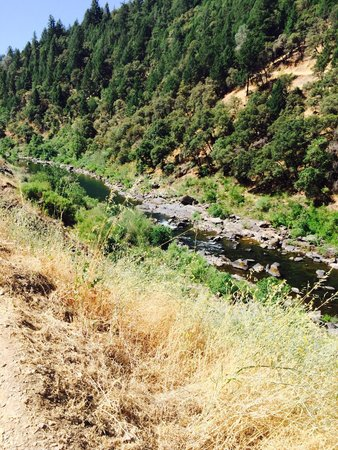 Lake Clementine : American River, North Fork