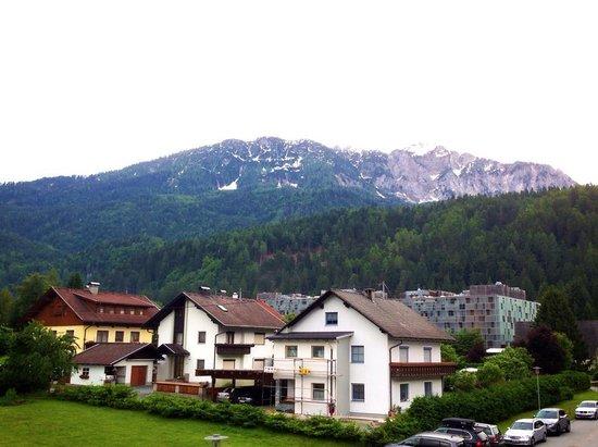Falkensteiner Hotel & Spa Carinzia: Vista Balcone