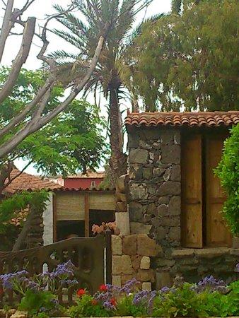 Hacienda Cristóforo: una casita