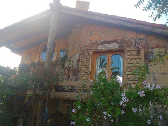 Hacienda Cristóforo: casita