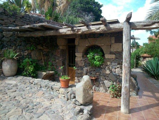 Hacienda Cristoforo : casita